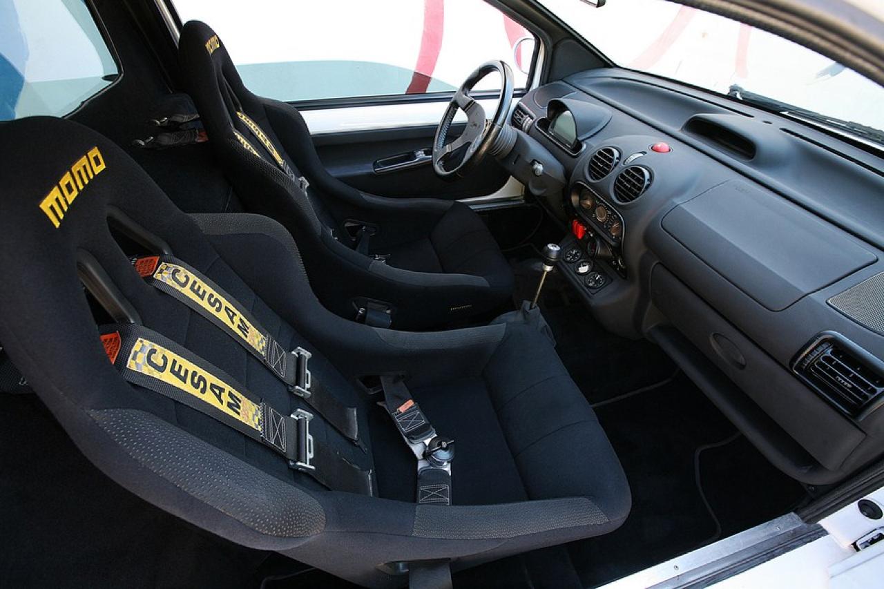 Twingo V8 Trophy Lazareth : Fallait bien qu'on en parle un jour ! 7