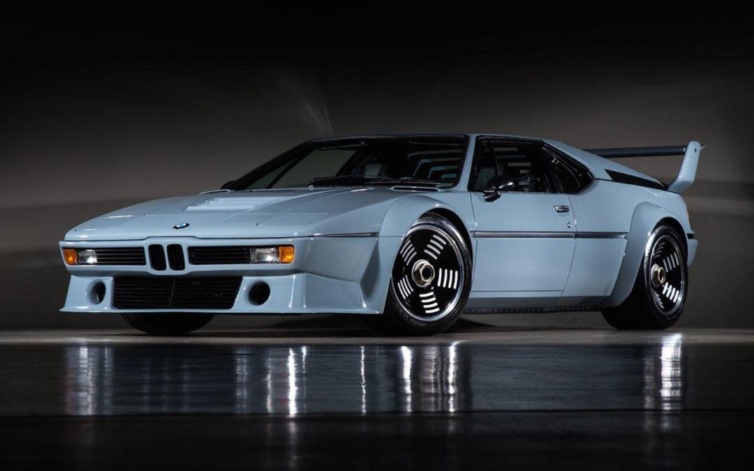 BMW M1 Procar Street Legal… La seule et unique !
