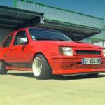 Opel Corsa GSi : Alain et sa fraise Tagada !