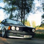 BMW E21 - Dirty Stance !