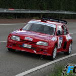 Hillclimb Monster : Citroën + AX + Hayabusa = 230 ch pour 700 kg !