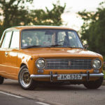 '82 Lada 2101 : Slammed discount !