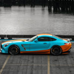 Strake AMG GT S… La guerre du Gulf !