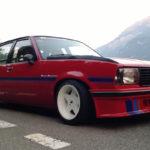 Opel Ascona B : Projekt W240…