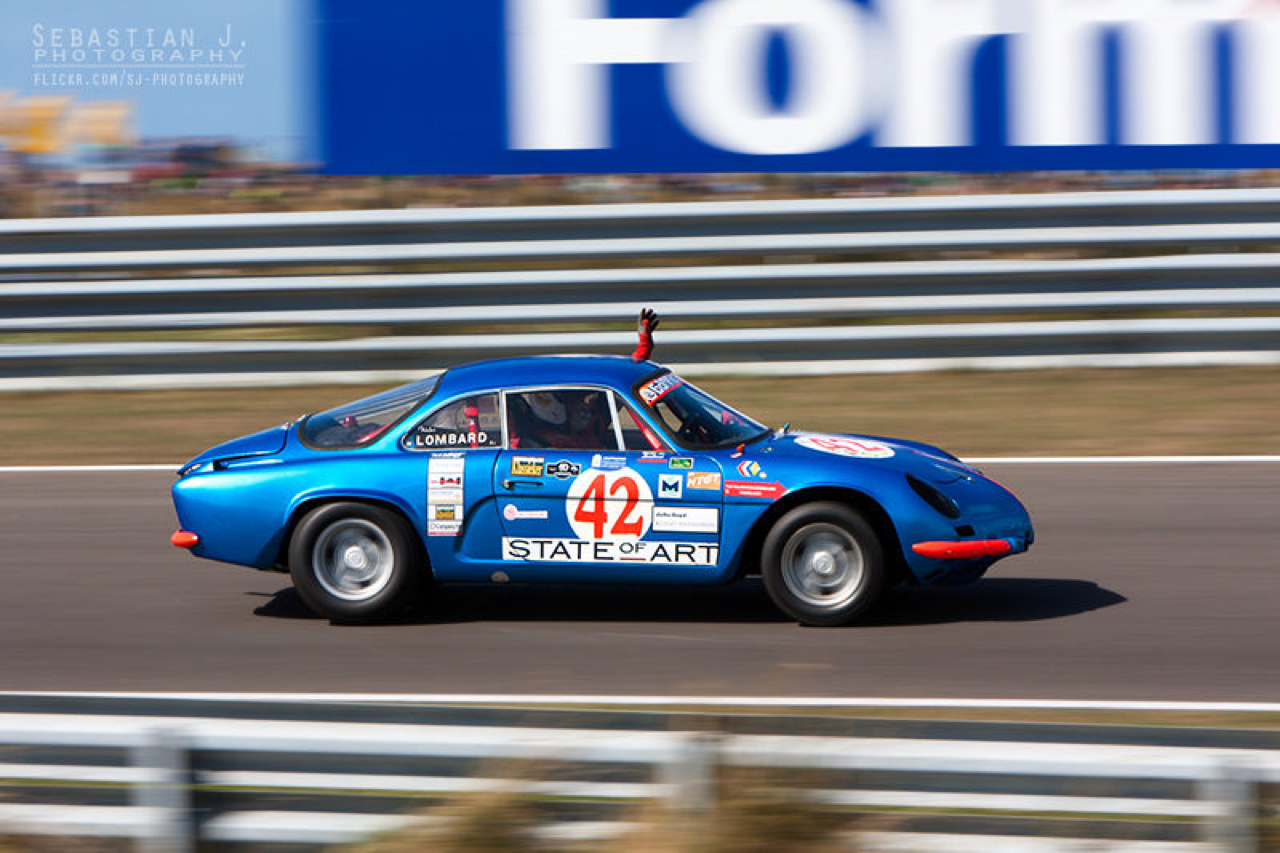 Alpine A110 1300S : Light is right en V.F ! 1