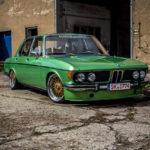 Slammed BMW E3 Bavaria - Allez, on se met un peu au vert ! 32