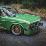 Slammed BMW E3 Bavaria - Allez, on se met un peu au vert ! 31