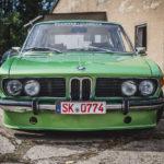 Slammed BMW E3 Bavaria - Allez, on se met un peu au vert ! 29