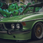 Slammed BMW E3 Bavaria - Allez, on se met un peu au vert ! 26