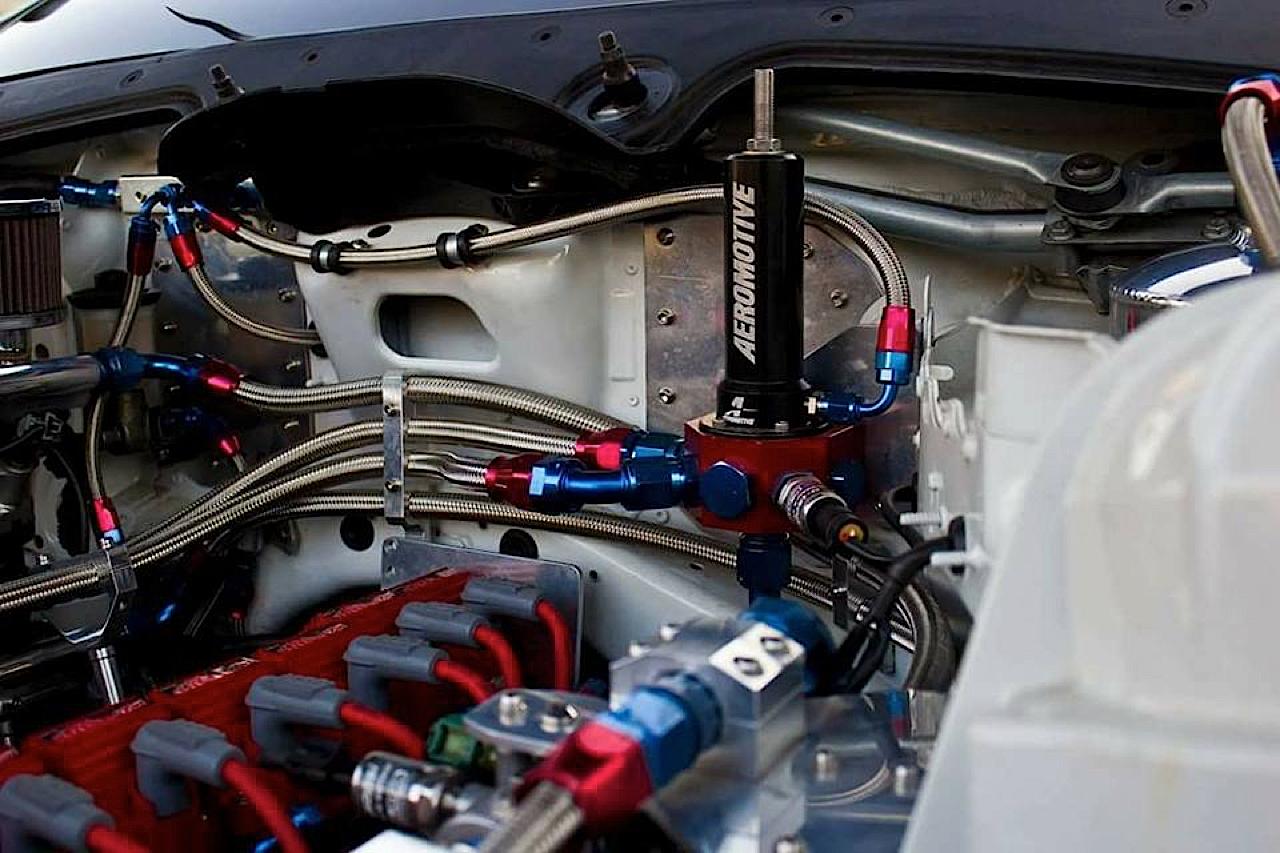 BMW M6 E63... Avec 6 Rotors à la place du V10 ! 3