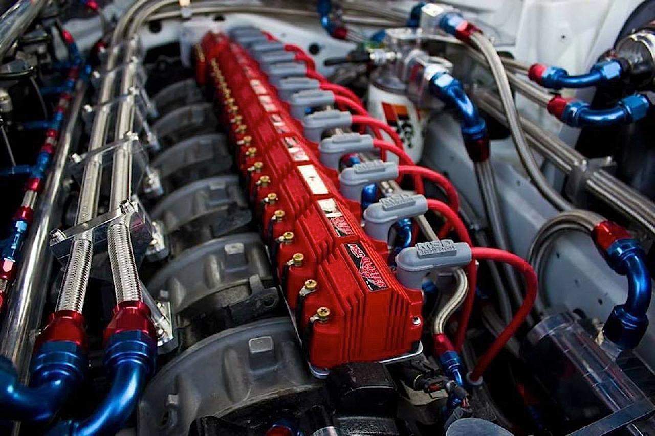 BMW M6 E63... Avec 6 Rotors à la place du V10 ! 2
