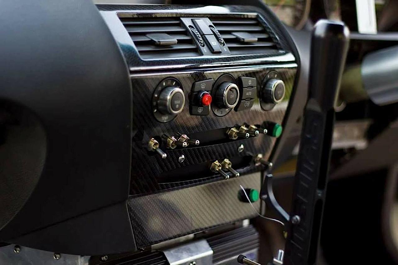 BMW M6 E63... Avec 6 Rotors à la place du V10 ! 7