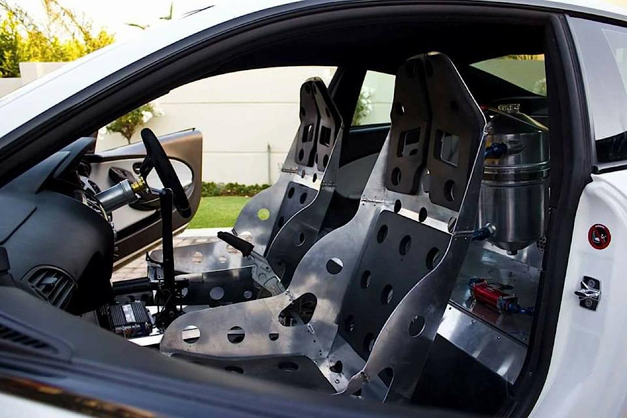 BMW M6 E63... Avec 6 Rotors à la place du V10 ! 16