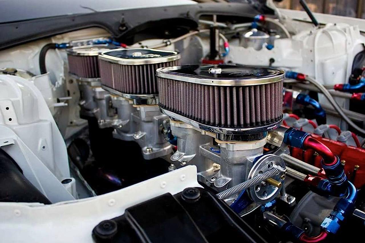 BMW M6 E63... Avec 6 Rotors à la place du V10 ! 17