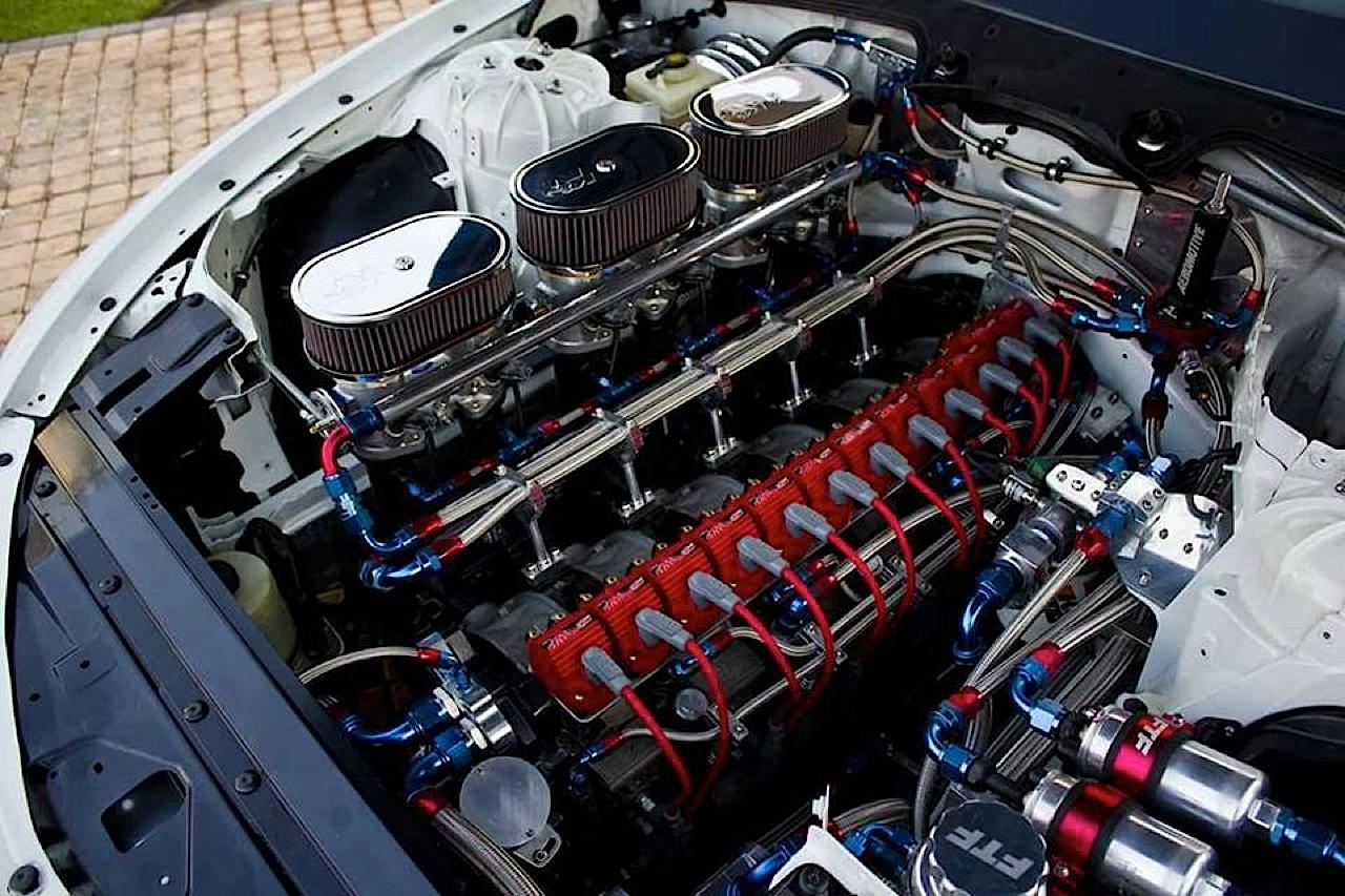 BMW M6 E63... Avec 6 Rotors à la place du V10 ! 15