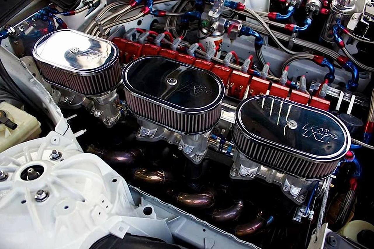 BMW M6 E63... Avec 6 Rotors à la place du V10 ! 11