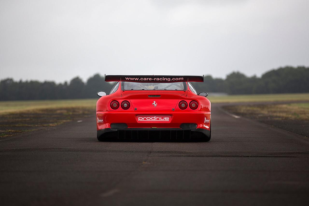 La Ferrari 550 Maranello GTS de Colin McRae... 15