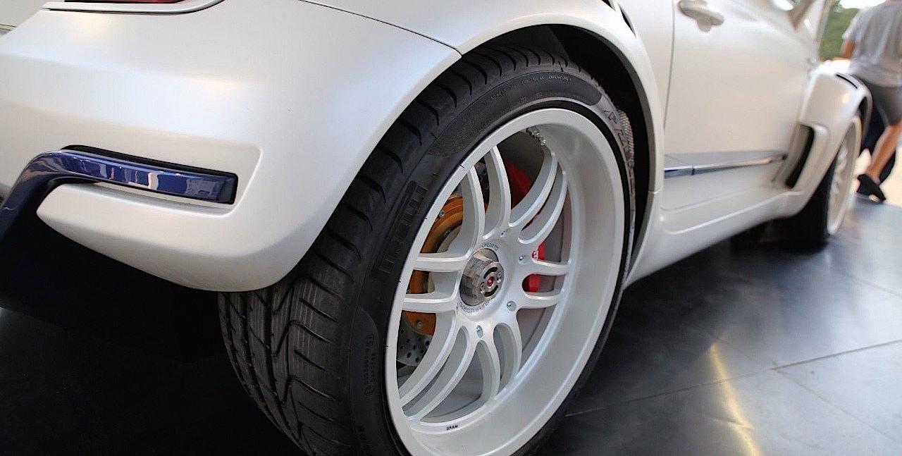 Fiat 500 Giannini 350 GP... Italienne sous amphet' ! 3