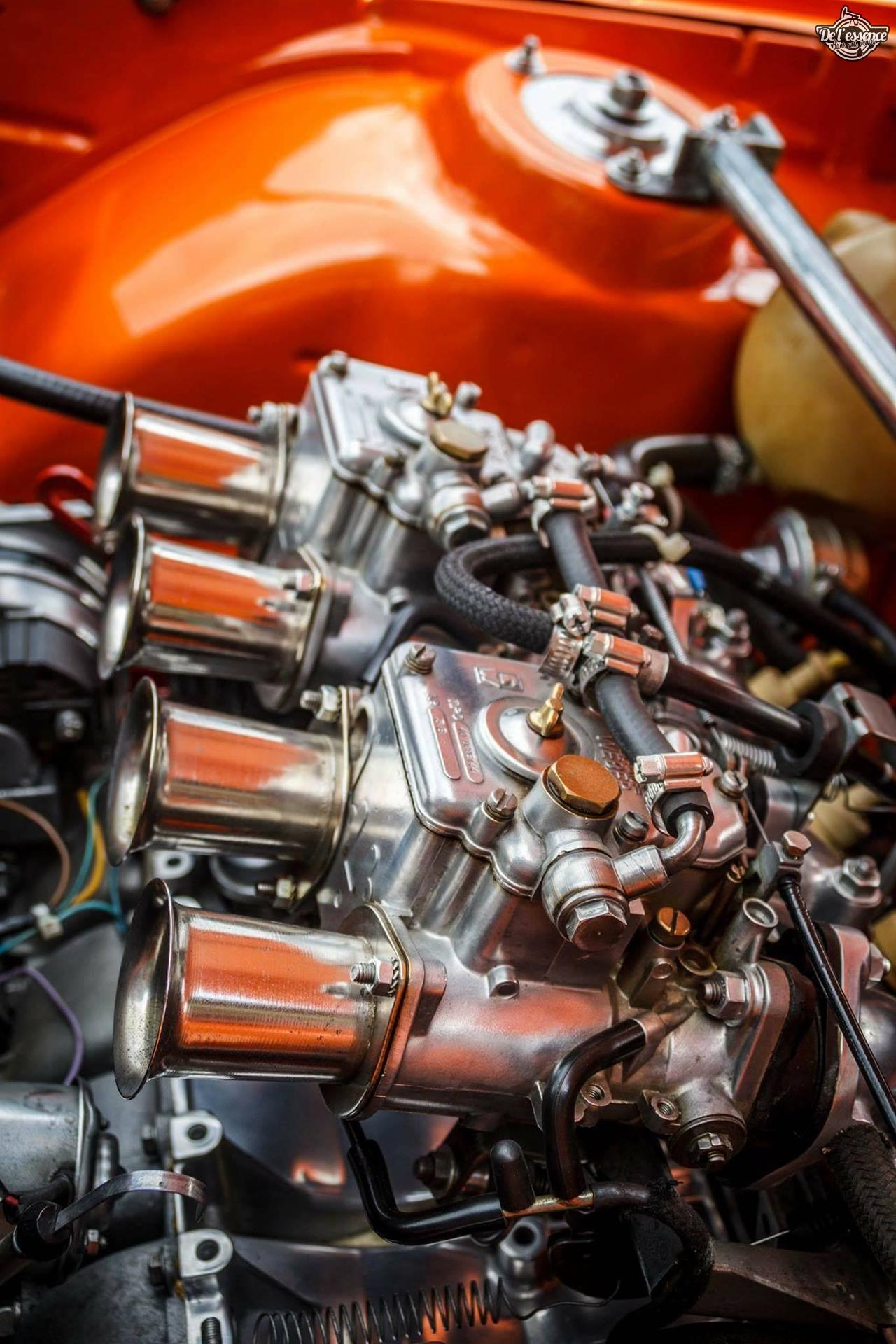 Peugeot 104 ZS sous stéroïdes ! 14