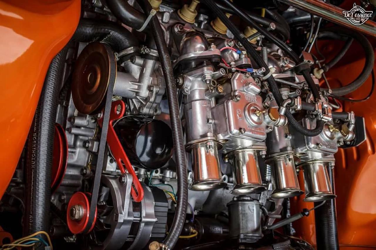 Peugeot 104 ZS sous stéroïdes ! 12