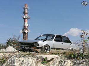 Peugeot 505 Slammed - Pug' Life ! 8