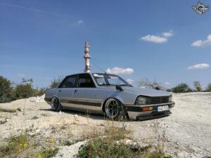 Peugeot 505 Slammed - Pug' Life ! 5