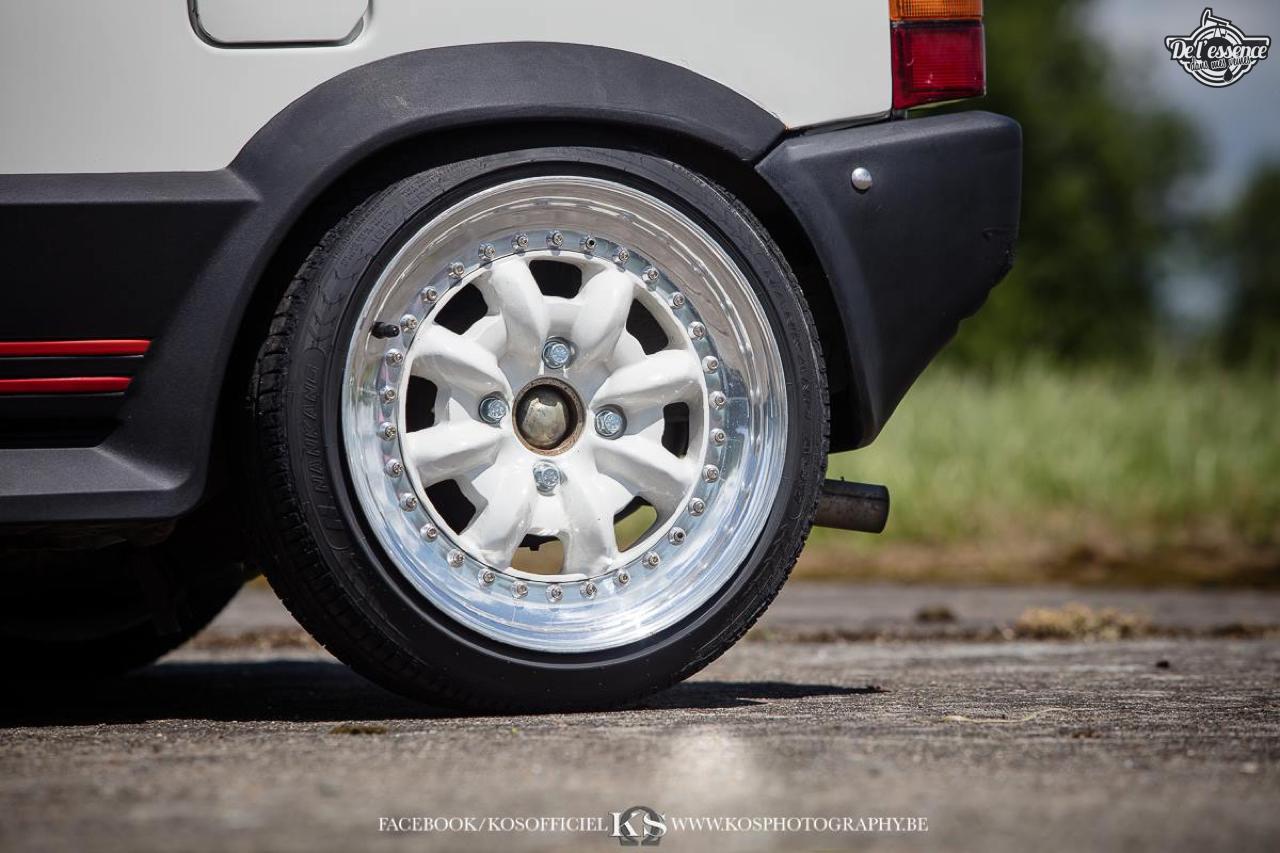 Seat Ibiza CLX : Static System Porsche... 3