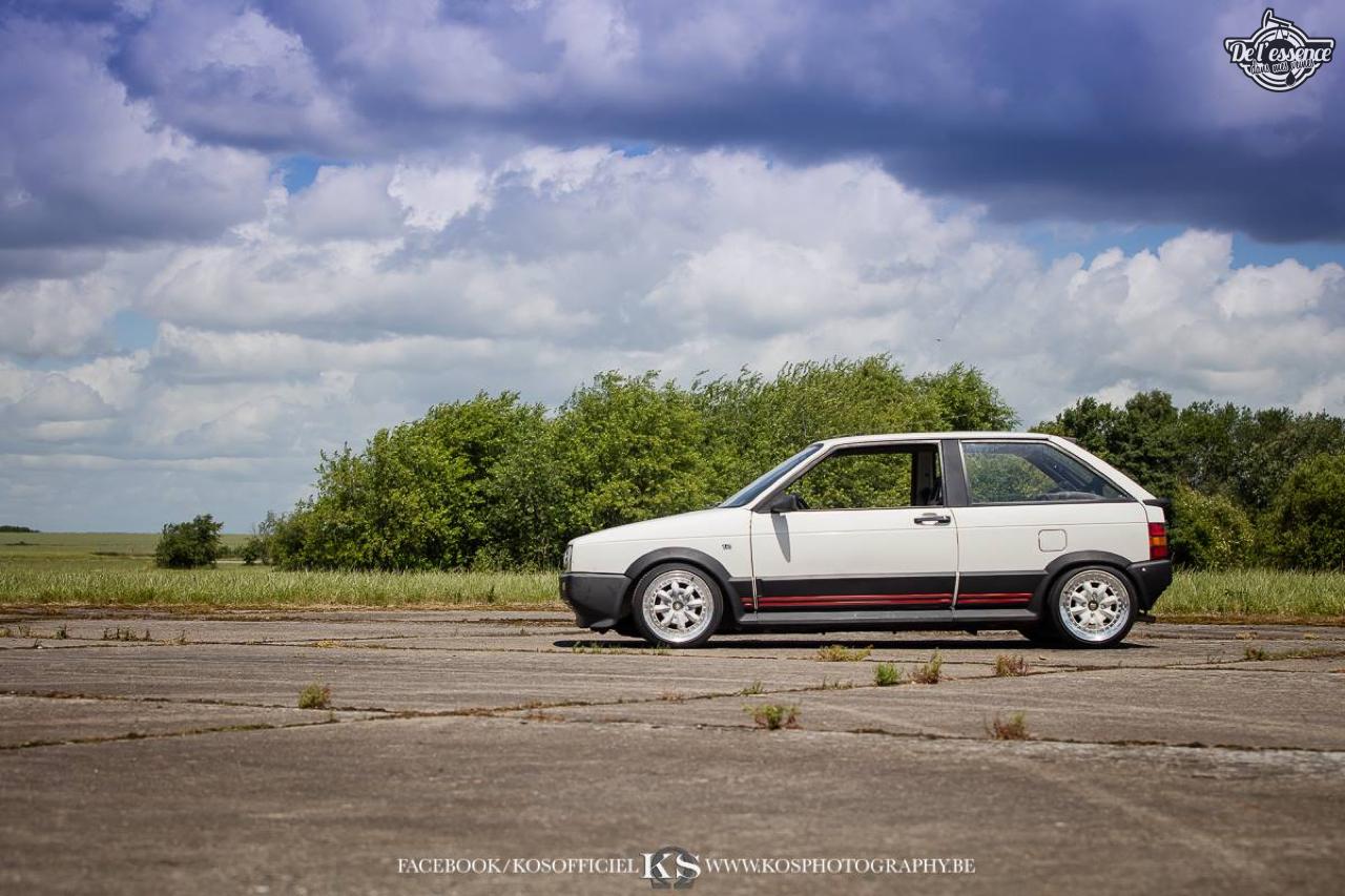Seat Ibiza CLX : Static System Porsche... 5