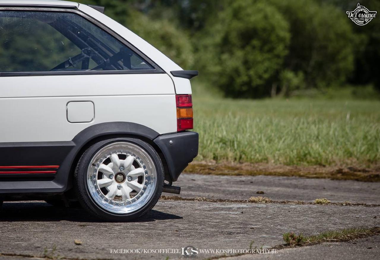 Seat Ibiza CLX : Static System Porsche... 7