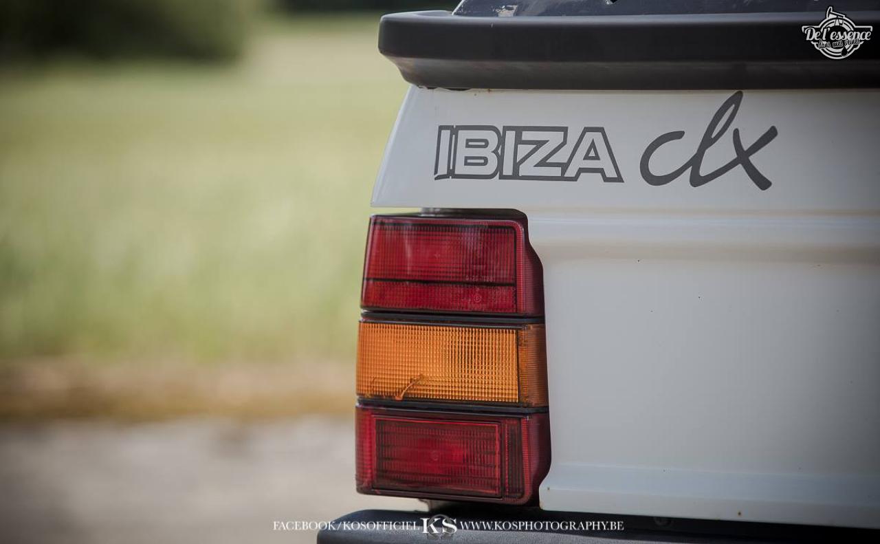 Seat Ibiza CLX : Static System Porsche... 6