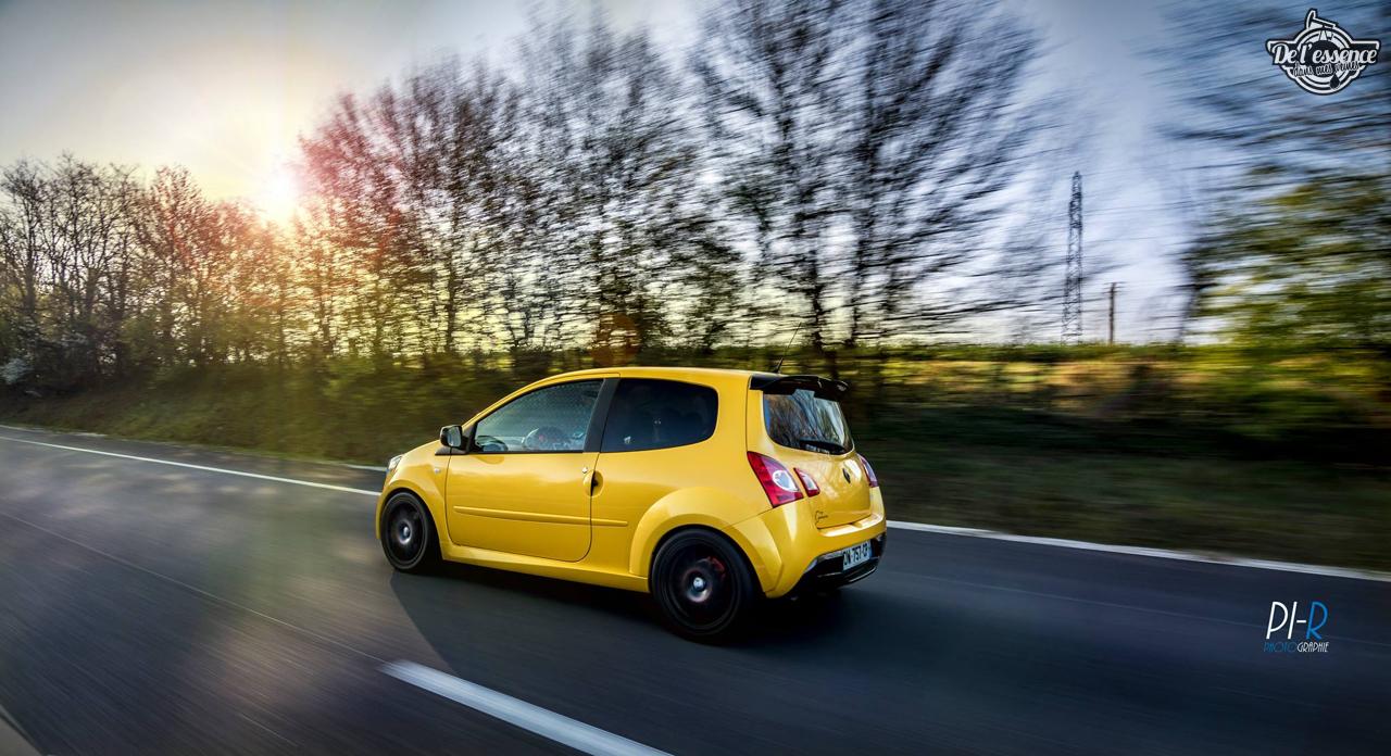 Renault Twingo RS : La teigneuse a les nerfs...! 2