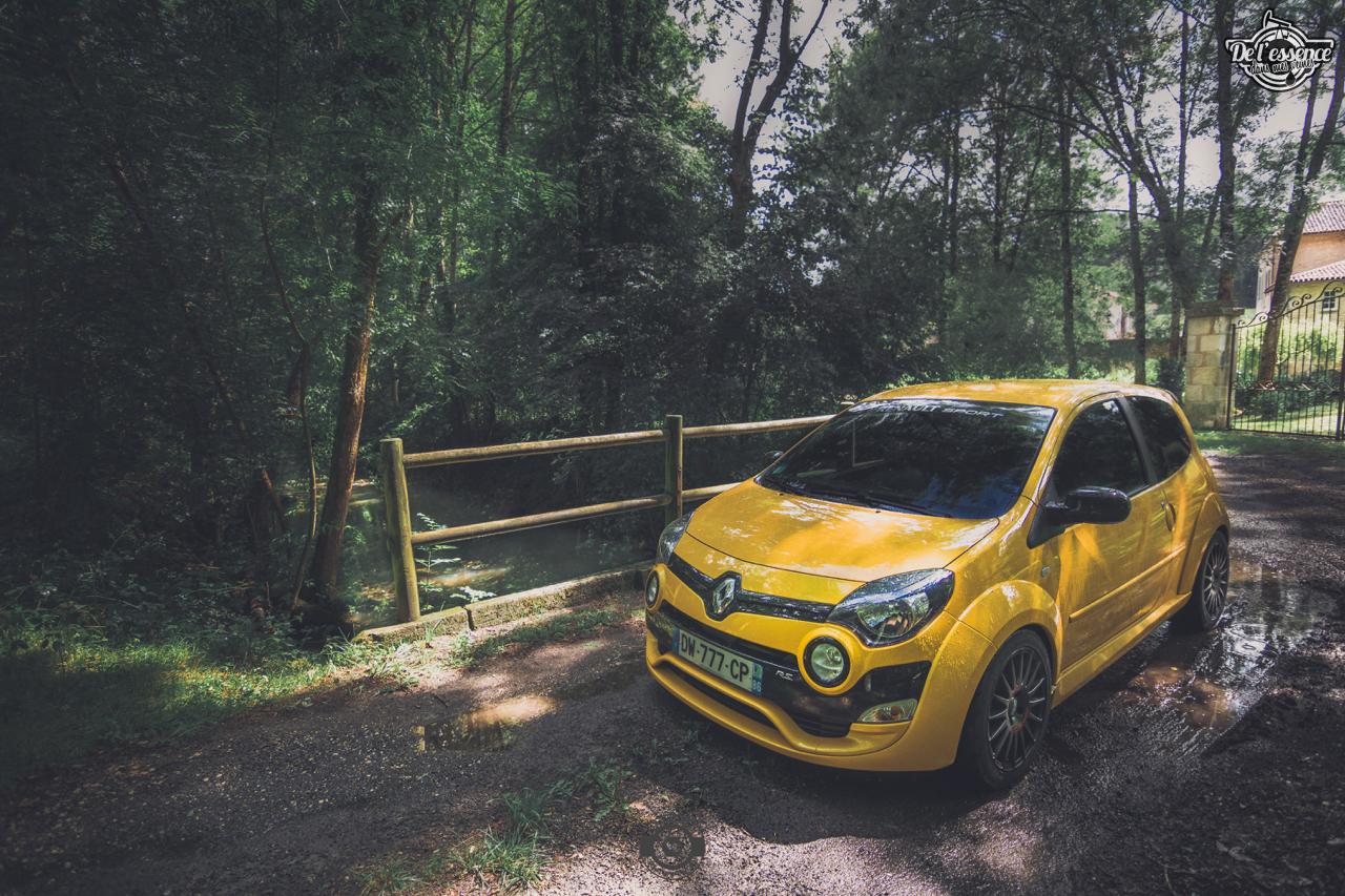 Renault Twingo RS : La teigneuse a les nerfs...! 1