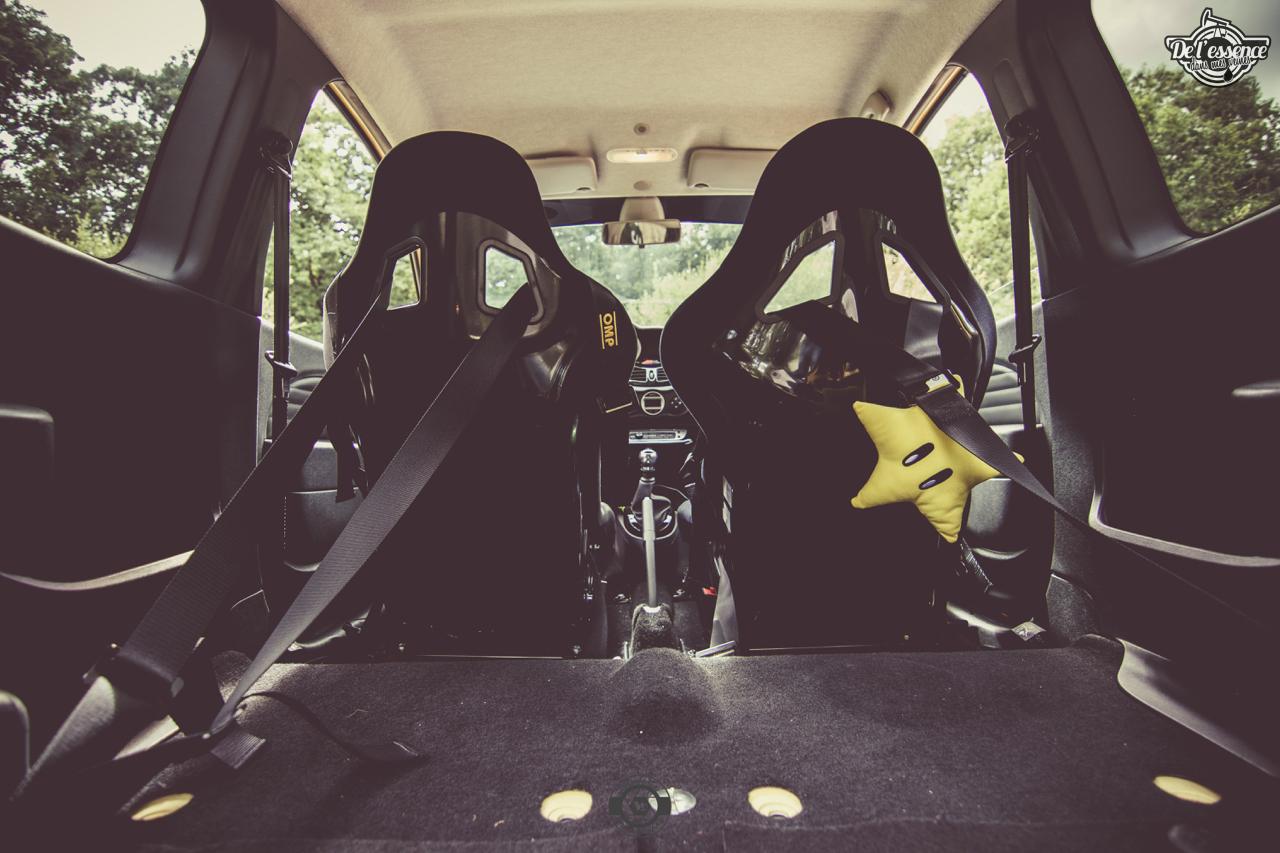 Renault Twingo RS : La teigneuse a les nerfs...! 7
