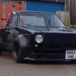 Hillclimb Monster : VW Caddy... ben oui, pour faire les courses ! 5