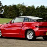 Alfa Romeo SZ – Violentée sur circuit !