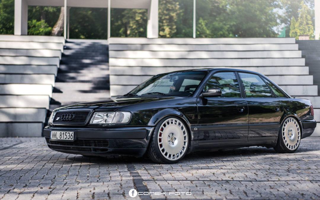 Audi 100 S4 2.2 Turbo Quattro… 0 défaut !