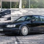 Audi 100 S4 2.2 Turbo Quattro... 0 défaut !
