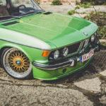 Slammed BMW E3 Bavaria - Allez, on se met un peu au vert !
