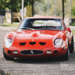 Outlaw Ferrari 250 GTO... La Joconde en Air Jordan !