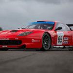 La Ferrari 550 Maranello GTS de Colin McRae…