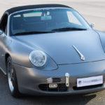 Porsche ItalSteelArt... Boxster + 356 = RetroMod !