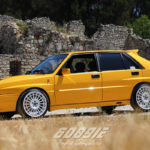 Lancia Delta HF Integrale... Après le Spring !