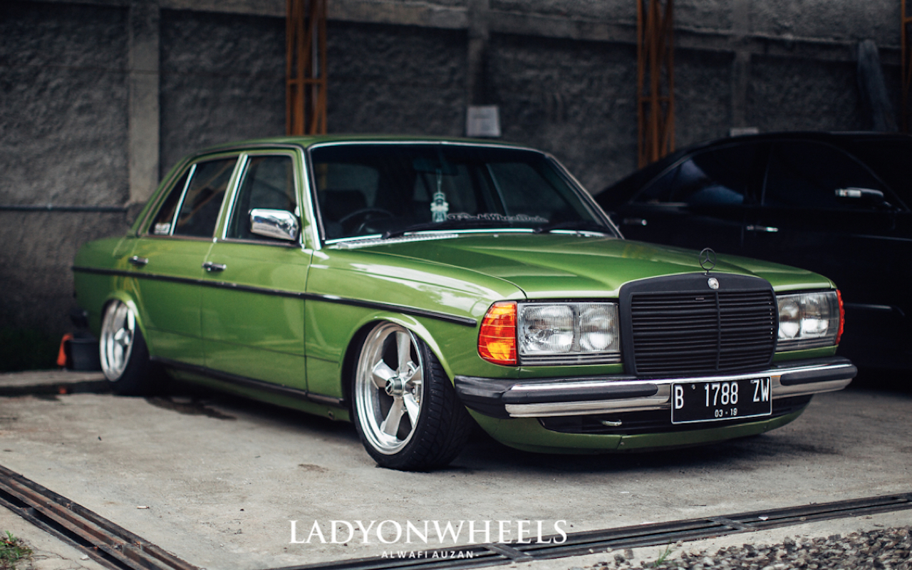 mercedes 200e w123 a beautiful legacy dledmv. Black Bedroom Furniture Sets. Home Design Ideas