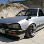 Peugeot 505 Slammed – Pug' Life !