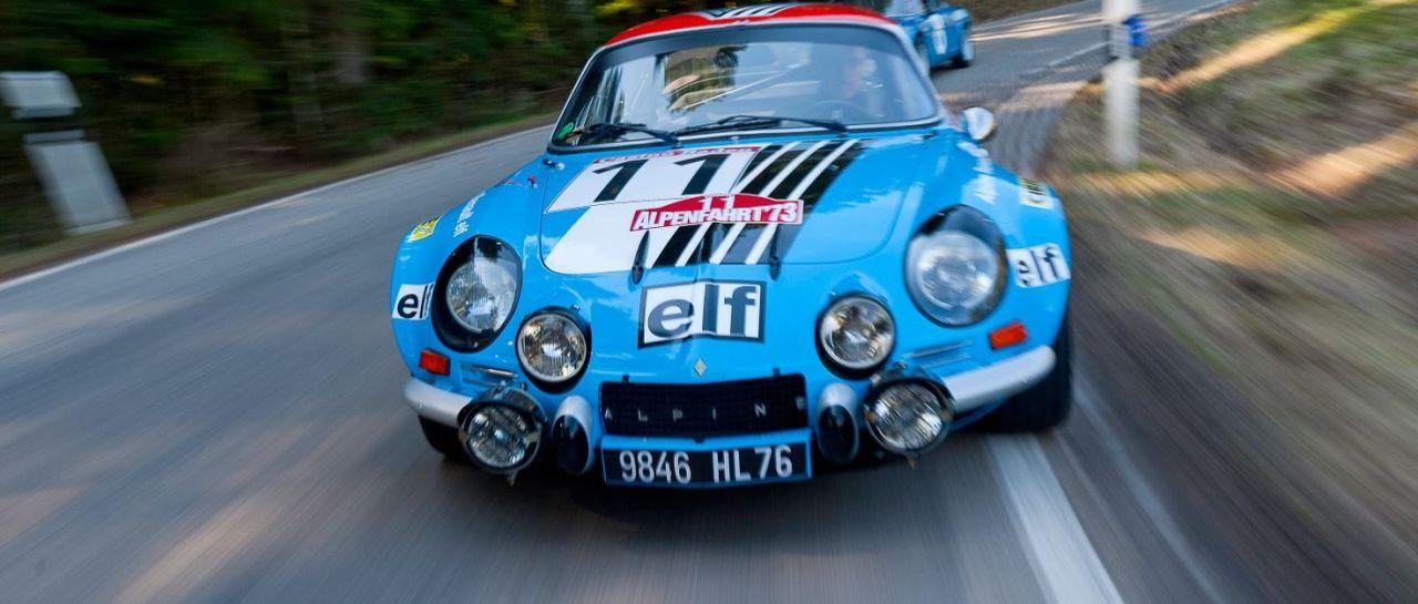 Alpine A110 Gr.4 - Passé... Présent ! 4
