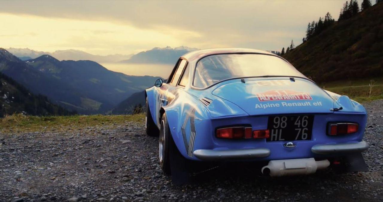 Alpine A110 Gr.4 - Passé... Présent ! 2
