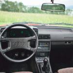 Audi 90 Quattro - Low & slow en BBS 18