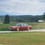 Audi 90 Quattro - Low & slow en BBS 16