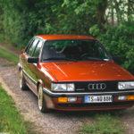 Audi 90 Quattro - Low & slow en BBS 11