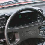 Audi 90 Quattro - Low & slow en BBS 10